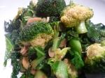 Chili Green Stir Fry