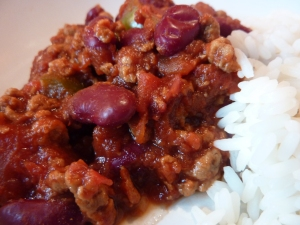 Slow Cooker Quorn Chili
