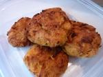 Chickpea & Sweet Potato & Burgers
