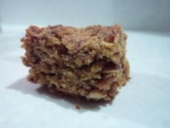 Peanut Butter Granola - flapjack style