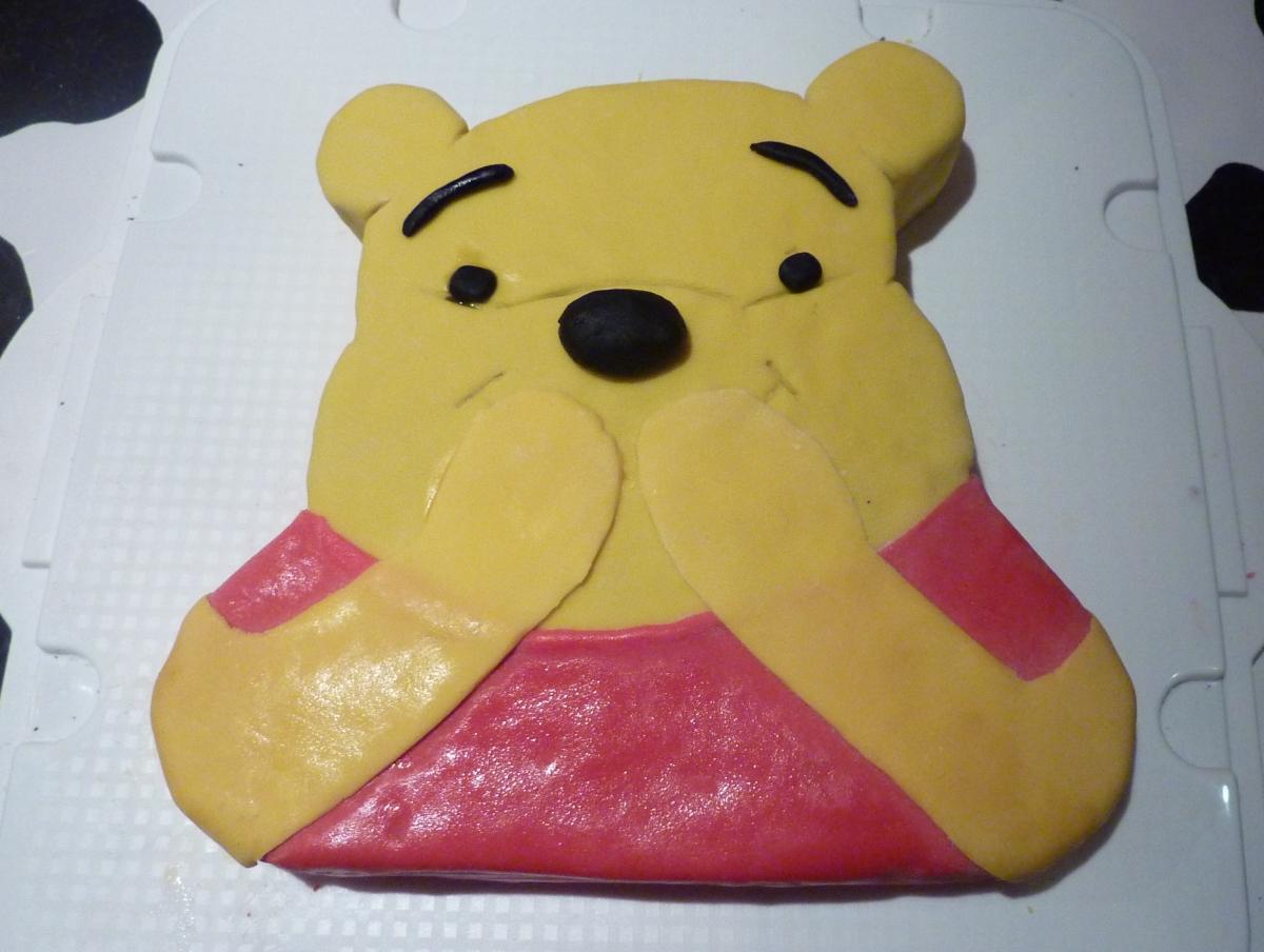 Winnie the Pooh BirthdayCake