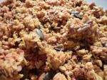 Seedy Granola
