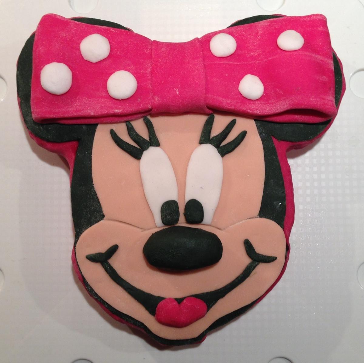Mini Mouse BirthdayCake